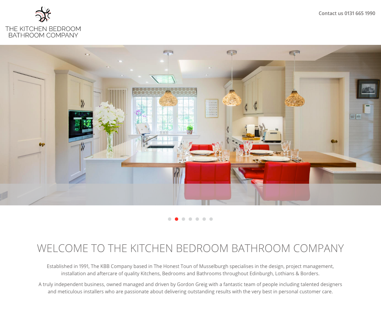 The Kitchen Bedroom Bathroom Company, Edinburgh